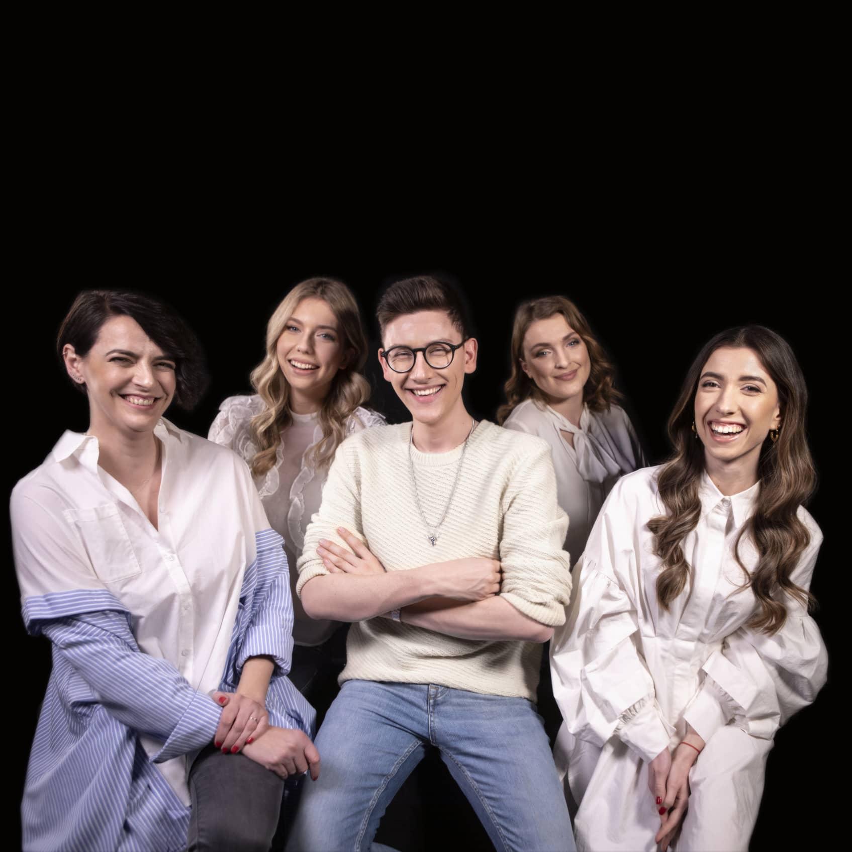 the Galerija team